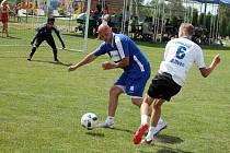 Turnaj v malé kopané v Pustějově se letos uskutečnil již pošestnácté.