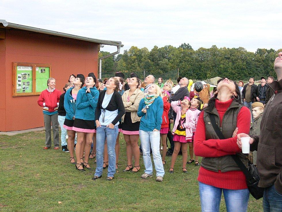 Oficiálně první ročník Dne městyse slavili v sobotu 15. září V Suchdole nad Odrou.
