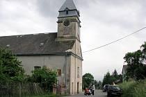 V rámci akce Noc kostelů měli ti, kdo chtěli, mimořádnou možnost prohlédnout si kostel Nejsvětější trojice ve Veselí, místní části Oder.