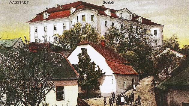Bílovecký zámek navštěvoval také spisovatel Karl May.