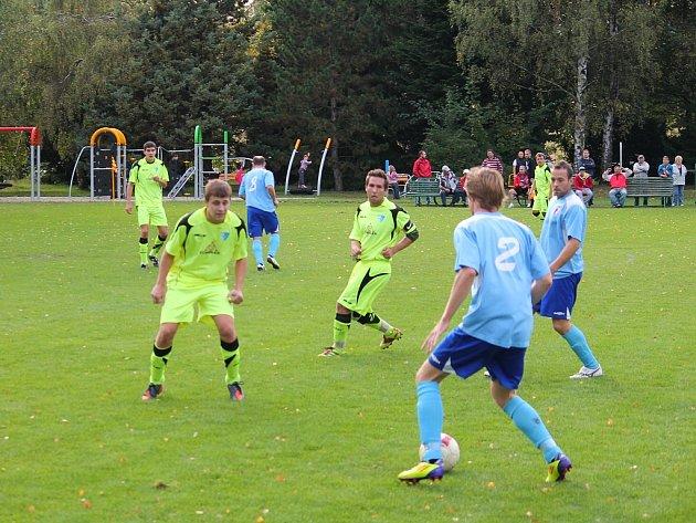 Snímky z utkání FC Vlčovice-Mniší – FC Libhošť 0:7 (0:4).