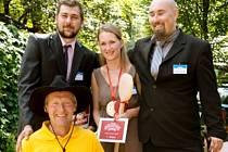 Vítězný tým letošních Gulášových slavností ve Frenštátě pod Radhoštěm.