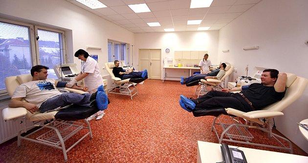 Nemocnice se často potýkají s nedostatkem krve. Výjimkou není ani ta novojičínská.