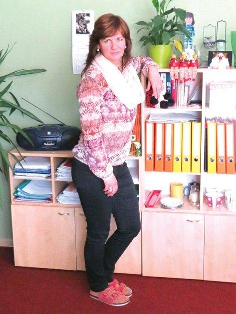 Hana Skočková provozuje už dvacet let soukromou mateřskou školu. Nyní zřizuje první soukromou základní školu v Novém Jičíně.