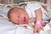 Dominika Witalová, Trojanovice, nar. 11. 12. 2009, 52 cm, 3,71 kg, nemocnice Frýdek-Místek.