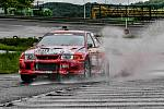 Rally KoprCup se jel v sobotu 22. května na kopřivnickém Tatra polygonu.