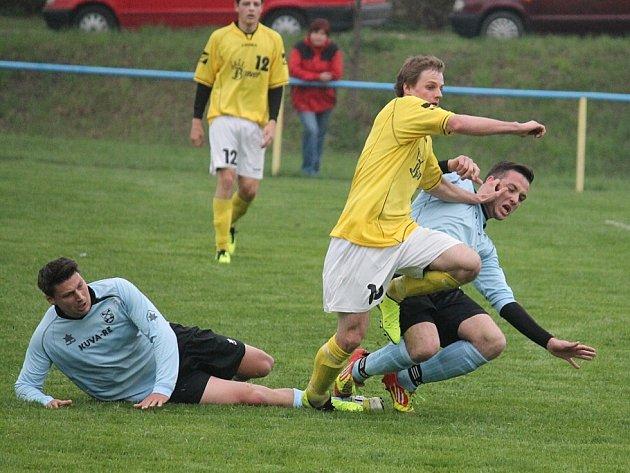 Snímky z utkání TJ SOKOL TICHÁ – TJ JISTEBNÍK 0:4 (0:2).