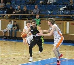 Basketbal: Nový Jičín - Brno