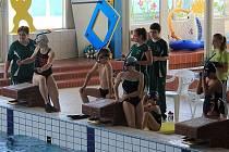 Klub vodních sportů Laguna uspořádal na novojičínském krytém bazénu Akademii Laguny.