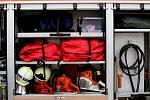 Oslavy 50 let profesionální jednotky požární ochrany se uskutečnily v pátek 10. května v Novém Jičíně.