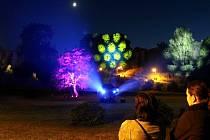 Víkend otevřených zahrad si mohli v sobotu 8. června užít také návštěvníci Zámeckého parku v Odrách.