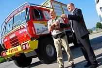 Do Kopřivnice se vrátil dakarský speciál z roku 1986. Je zachován v původním stavu poté, co tři desítky let jezdil ve státech severní a západní Afriky.