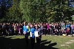 Okresní finále v přespolním běhu základních škol a středních škol se uskutečnilo ve Frenštátě pod Radhoštěm.