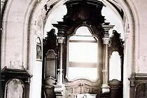 OLTÁŘ z kostela svatého Josefa je nyní umístěn v Opavě. V prostorách opraveného kostela se pořádají různé koncerty a jiné akce.
