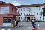 Nemocnice Agel Nový Jičín.
