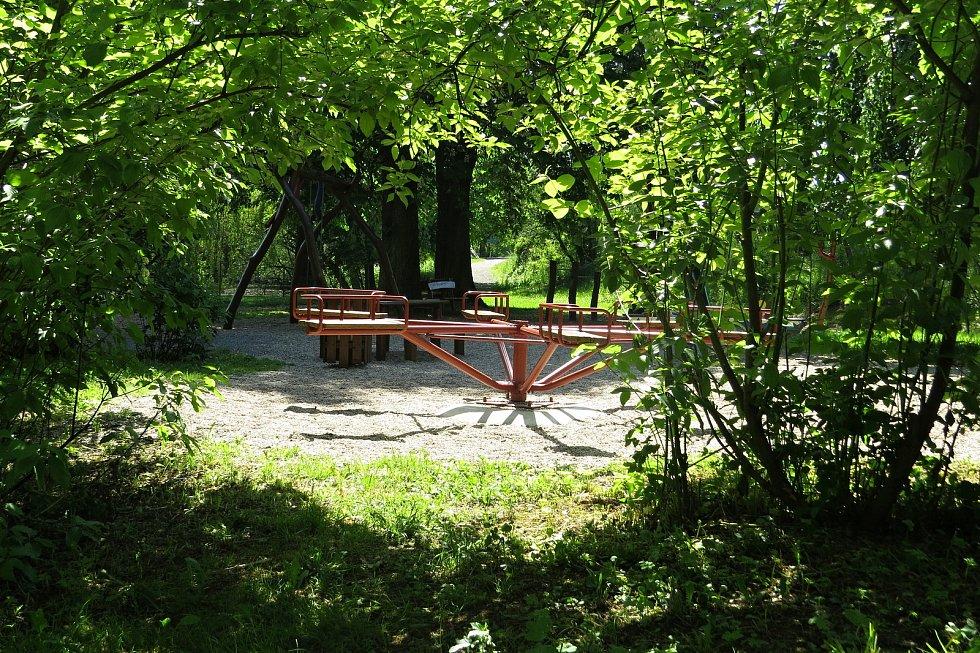V Trnávce jsou pěkná místa k relaxaci.