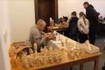 Setkání betlémářů v muzea v Příboře.