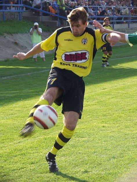 To je úkol pro kapitána Jakubčovic Jana Baránka. Pokud by viděl osmou kartu v sezoně, sezona by pro něho skončila.