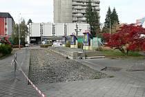 Koncem října 2021 nechalo město Kopřivnice přistřešek, pod kterým stávala Slovenská strela, i nedaleký přístřešek na nároží prodejny Albert odstranit.