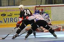 Novojičínský zimní stadion bude od pondělí hostit jednu z vrcholných akcí světového in-line hokeje.