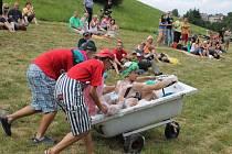Vodnické hry v Bítově
