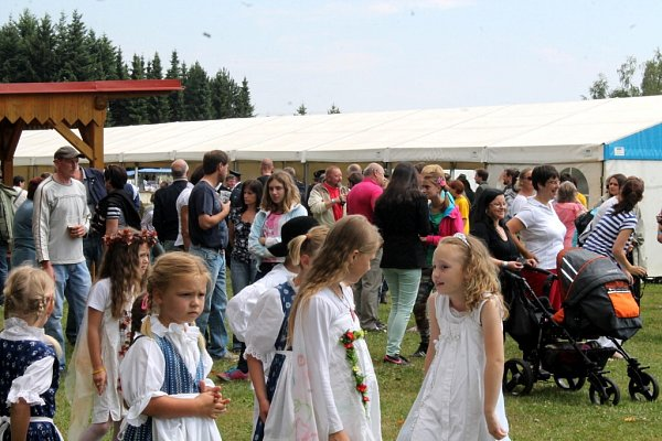 Vmalebné obci Luboměř si připomněli 620.výročí od první písemné zmínky.