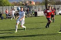 FOTBALISTÉ Frenštátu budou hrát divizi i v novém ročníku.