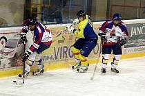 Juniorský tým Nového Jičína hostil v derby krajské hokejové ligy Studénku. Domácí utkání výborně rozehráli, hosté přesto nesložili zbraně a nakonec si odvezli cenný bod.