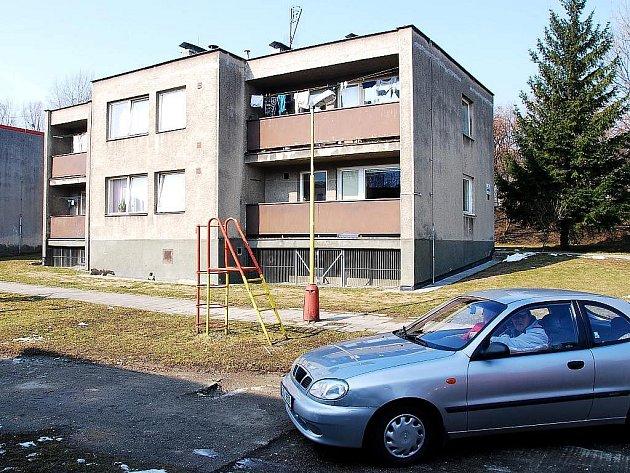 Kopřivnický azylový dům a noclehárna. Ilustrační foto.