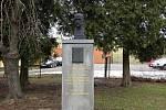 V parčíku u základní školy v Tiché stojí socha T. G. Masaryka.