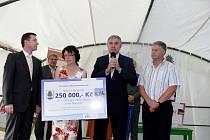 V pondělí 24. srpna se ve Spálově uskutečnilo slavnostní vyhlášení akce Vesnice roku v rámci Moravskoslezského kraje.