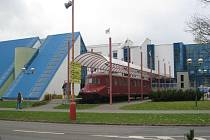 Technické muzeum v Kopřivnici.