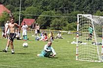 Turnaj v malé kopané EUROVIA CUP 2016 v Jakubčovicích nad Odrou přinesl zajímavé souboje.