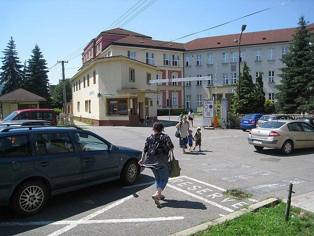 Nemocnice v Novém Jičíně.