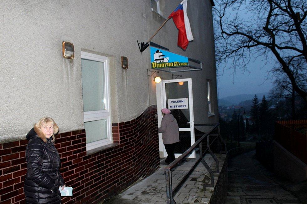 Ve Starém Jičíně byl o volbu prezidenta mnimálně stejný zájem jako při posledních volbách do poslanecké sněmovny.