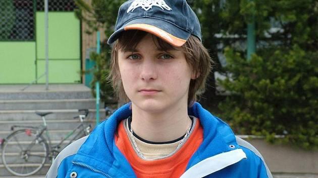 Patnáctiletý žák Robin Suchánek se rozhodl uspořádat charitativní koncert.