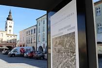 Výstava s názvem 770 let města Příbora připomíná jeho historii.