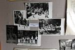 Třicet let nepřetržitého fungování skautingu v Albrechtičkách připomněla výstava v místním informačním centru.