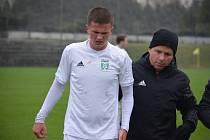 Petr Blejchař, nový trenér  Nového Jičína