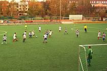 Mladí novojičínští fotbalisté přezimují v krajském přeboru na špici tabulky.