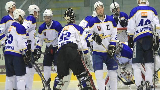 Tým kapitána Marka Tomáška vyřadil Bohumín po výsledku 2:0 na zápasy a může se těšit na finále letošního play-off krajské ligy.