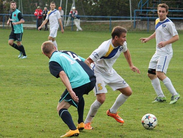 SK Beskyd Frenštát P. R. – FK Slavia Orlová-Lutyně 0:1 (0:1)
