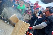 Pustevny patřily o víkendu dřevu, konkrétně třetímu ročníku řezbářského sympozia. Akce s názvem Dřevěné Pustevny 2017 byla parádní podívanou, při které mohli návštěvníci sledovat, jak vznikají jednotlivé sochy.