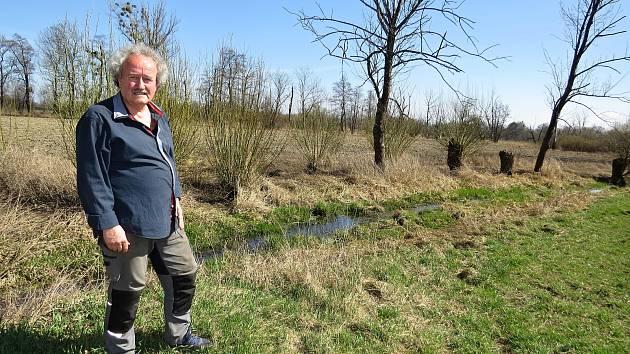 Oldřich Usvald se zajímá o historii Pustějova, kde žije.
