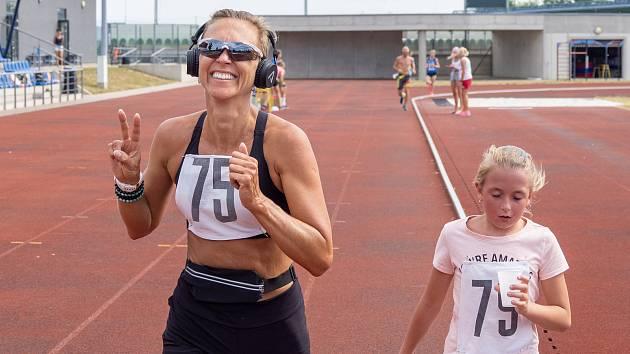 Radost z pohybu, běžci. Ilustrační snímek.