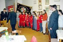 Mládeži se fulnečtí dobrovolní hasiči věnují již půl století.