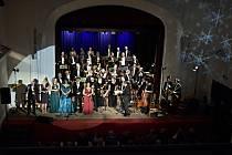 Novoroční koncerty v Příboře měly úspěch