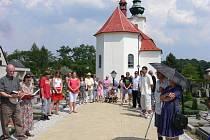 V rámci oslav Dne obce v Sedlnici otevřeli hřbitov po rozsáhlé rekonstrukci.