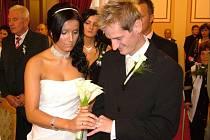 Janda skočil do manželství s bravurou