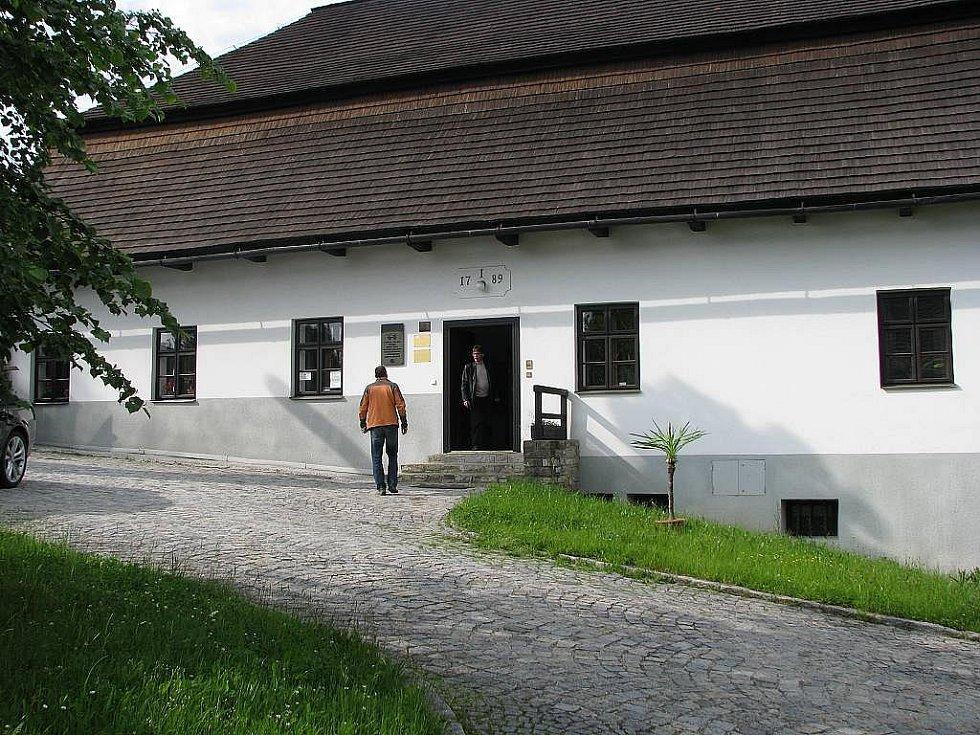 Kopřivnické muzeum Fojtství. Ilustrační foto.